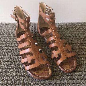 NWOT San Edelman Gladiator Sandals!